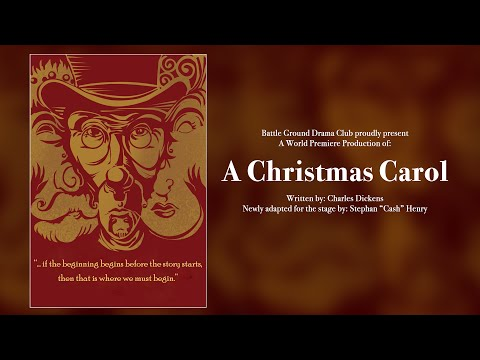 "BGHS Drama Club presents: ""A Christmas Carol"""