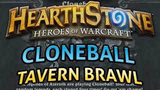 Hearthstone: Tavern Brawl - Cloneball