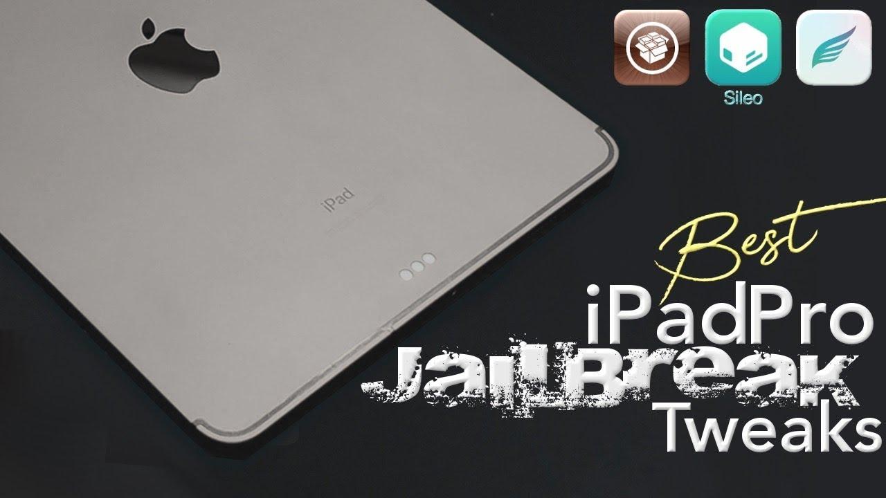 Top 5 Jailbreak Tweaks for the iPad Pro [2019!!] [iPad Pro 3rd Gen!!]