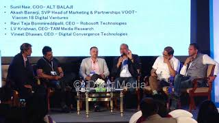 OTTv MUMBAI 2018 - Business Models to Monetize