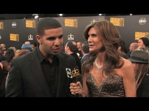 Amerikan Müzik Ödülleri Adaylığında Kanadalı Rapçi Drake Rekor Kırdı