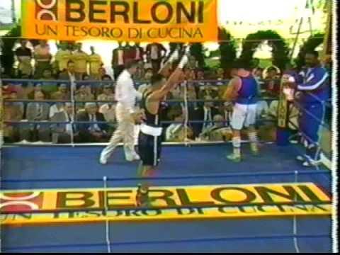 Pesaro Italy, USA vs Italy Amateur Boxing