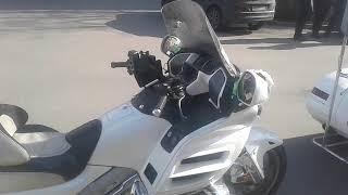 Свадьба на мотоциклах