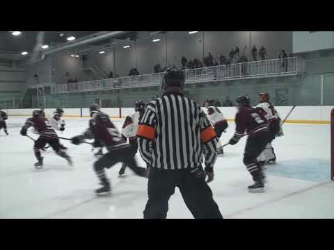 North Yarmouth vs Worcester Academy 1-20-2018