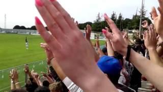 Vibonese - Reggio Calabria 1-1 tifo amaranto