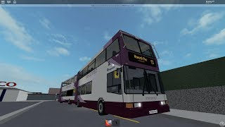 (Roblox) Stagecoach East Midlands EP9 Route 13 Heworth Peir from Tesco.