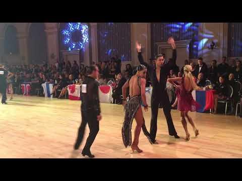 WDC | Disney 2017 | Professional LAT Final - Samba
