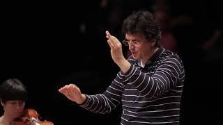 Liszt - Dante-Symphonie - Chœur de l'Orchestre de Paris - Michael Sanderling