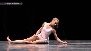 Coralie AULAS - Individuel Contemporain Pré Professionnel - Concours Odyssée de la Danse 2012