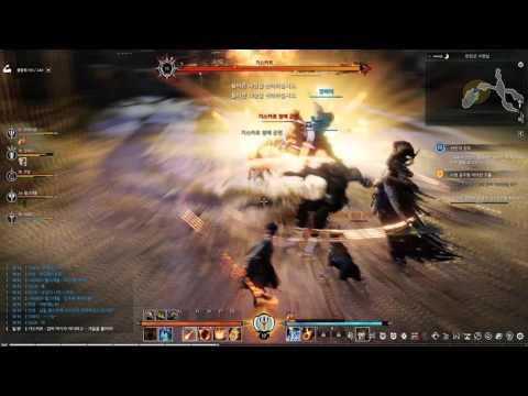 Bless Online Instanced Dungeon Party Gameplay