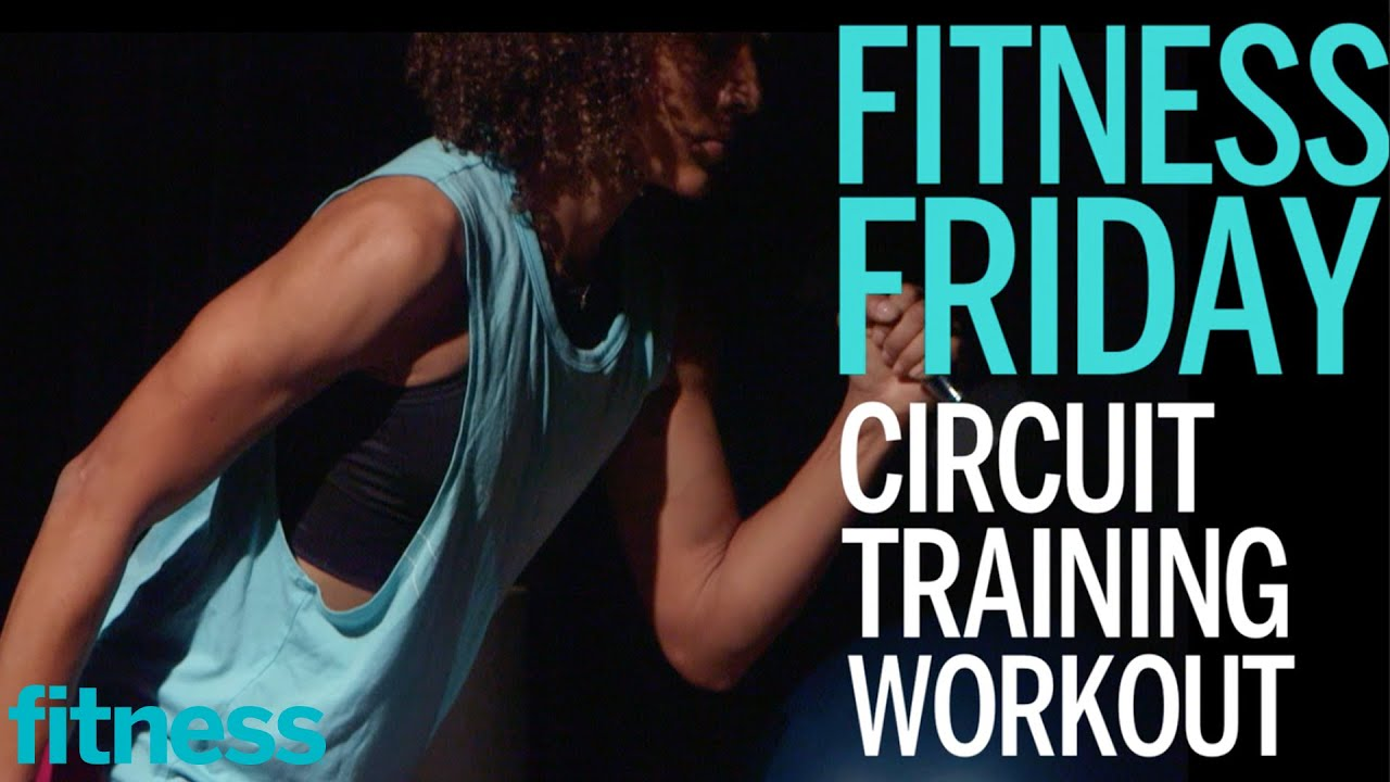 Circuit Training Workout Youtube Great Installation Of Wiring Zv700 Instructions Fitness Friday Rh Com Army Navy Seal