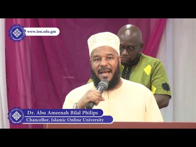 Islam and Feminism - Dr Bilal Philips [HD]