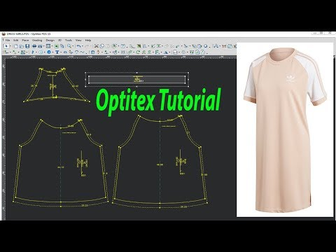 T Shirt Tutorial By Bok Software T Shirt Grading Marker Tutorial Best T Shirt Design Bok Cad Youtube