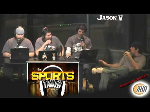 Sports 360 Intern on Camera Hilarious!