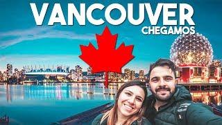 Gambar cover CHEGAMOS EM VANCOUVER + TOUR PELO AIRBNB | VANCOUVER #01