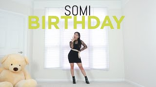 Gambar cover SOMI (전소미) - 'BIRTHDAY' - Lisa Rhee Dance Cover