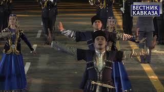 """Выступление азербайджанского оркестра на Международном фестивале """"Спасская башня"""""""