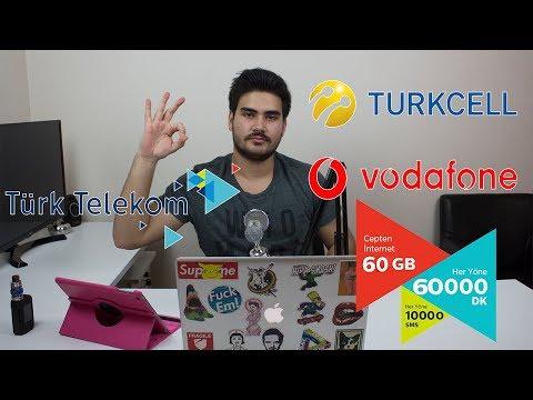 Türkiye'de En İyi Operatör Hangisi ?