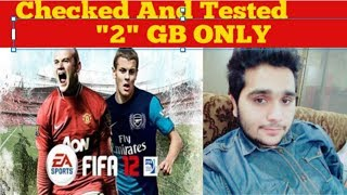 Download Fifa 12 Free For PC - Game Full Version Working