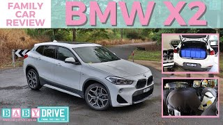Family car review: BMW X2 2018