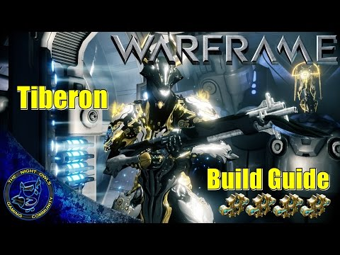 Warframe 15 0 9 Six Polarity Tiberon Vs Burston Prime Doovi
