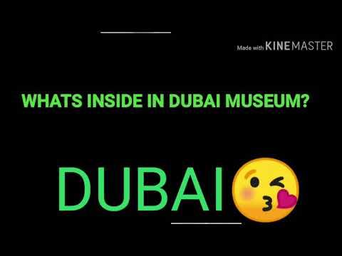 Whats in Dubai Museum? #DUBAI #DUBAIMUSEUM