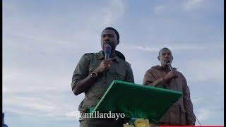 KIGWANGALLA AAGIZA MIFUGO YOTE ILIYOKAMATWA IACHIWE
