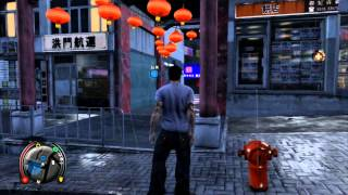 sleeping dogs :  part 5 : Out running the cops