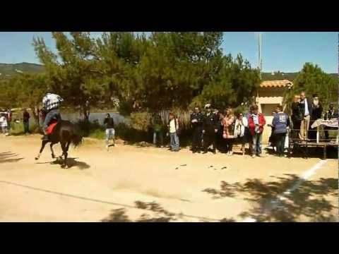 St. George`s Day Horserace Skiathos 2012
