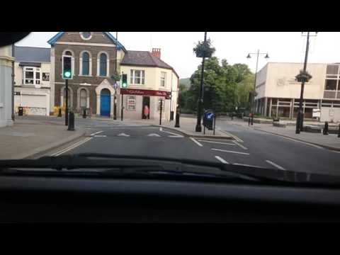 Aberdare town centre