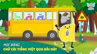 Abc Song   Học Chữ Cái Tiếng Việt Qua Bài Hát   Nhạc Thiếu Nhi Tổng Hợp 2019   Voi TV
