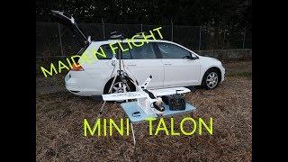 Mini Talon | MAIDEN  F L I G H T