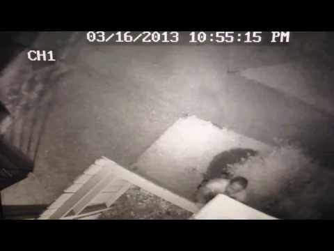 The Oaks of Woodlake Home Burglar Caught on Video (Reward Offered) Houston, Texas