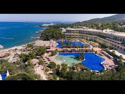 Отель VOGUE HOTEL SUPREME 5* (Бодрум) самый честный обзор от Ht.kz