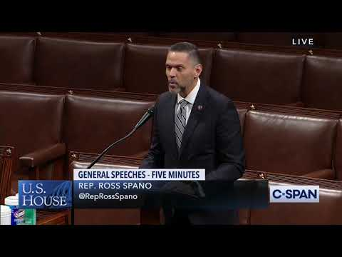 Rep. Spano Honoring the Memory of Army Specialist Ryan Lumley