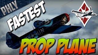 War Thunder Gameplay - P-47M Fastest Prop Plane IN GAME!