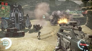 ◢DUST 514 Gameplay - Epic Narrow Victory - PS3