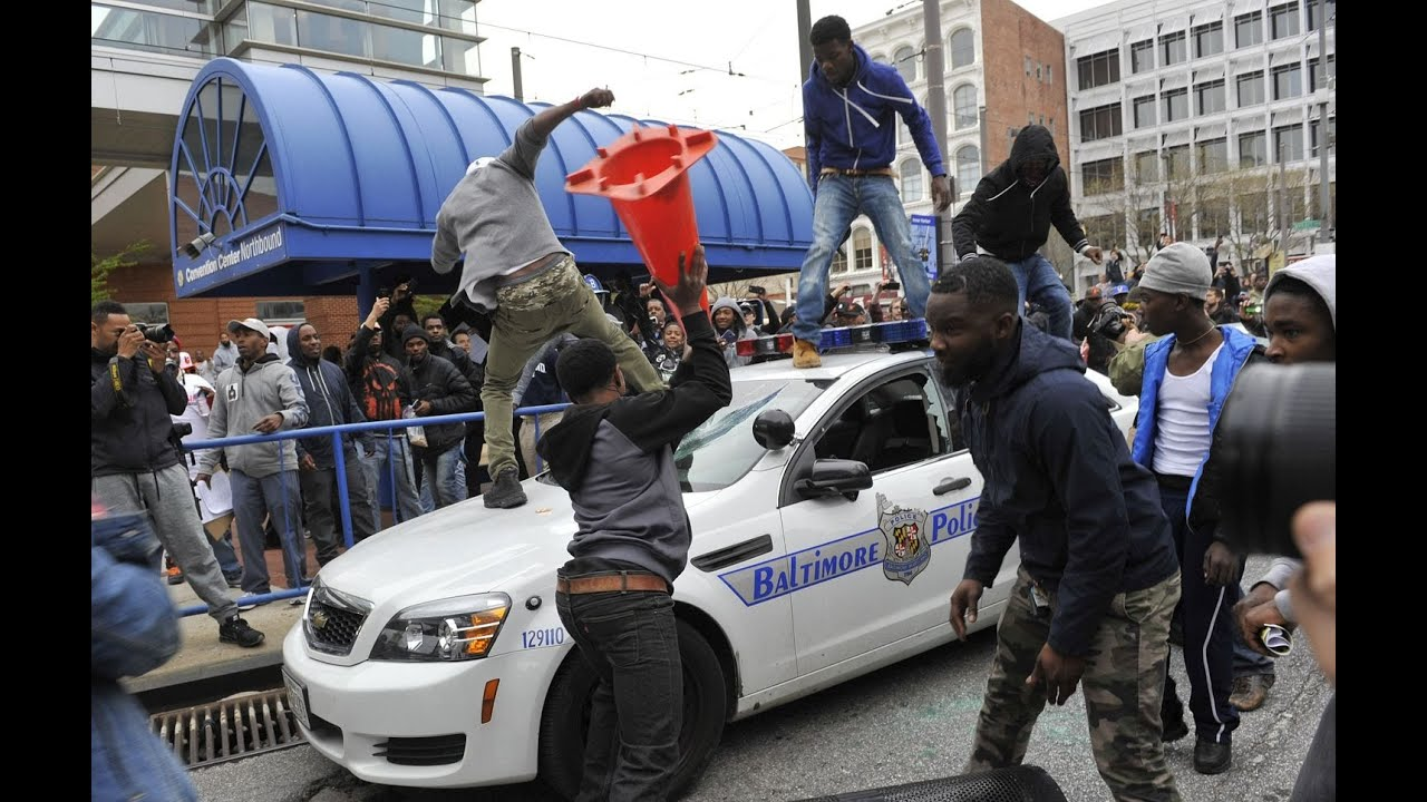 Cop Cars For Sale >> LATEST NEWS - Baltimore Police Car Rampage during the ...