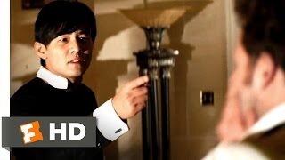 The Green Hornet (2011) - Heroes Beat Sidekicks Scene (6/10) | Movieclips