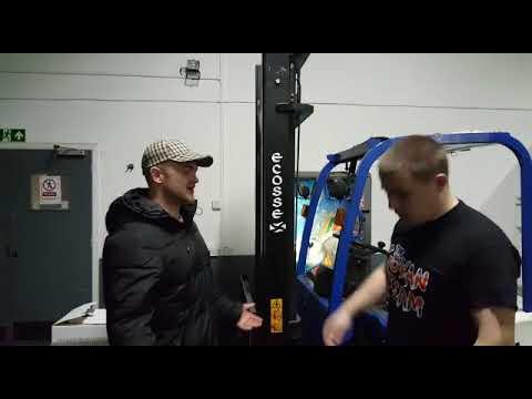 Ravie Davie & Zander Prepare For A Huge Opportunity, This Sunday At The Garage!