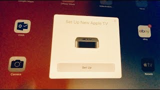 How to Automatically Set Up your Apple TV 4K with your iPhone 6 iPhone 7 iPhone 8 iPhone X iPhone XR