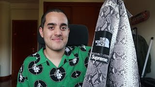 unboxing 11: Supreme/Nike, Nike/Off-white, Converse/Midnight Studios, Supreme/The North Face