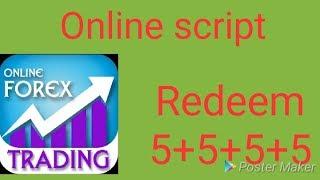 Forex Trading app ( online script)