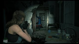 Thomas Gon' Give It To Ya - Resident Evil 2 Remake MOD