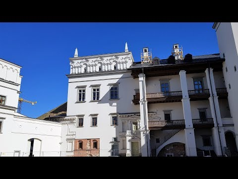 Vilnius Palace of the Grand Dukes of Lithuania 4K