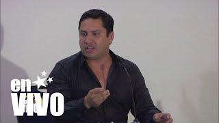Julión Alvarez acepta conocer al narcotraficante que lo vincula con el lavado de dinero.- En Vivo