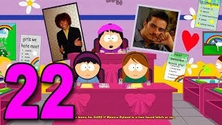 South Park: The Stick of Truth Walkthrough - Part 22 - Girls' Hideout (Xbox 360 Gameplay)