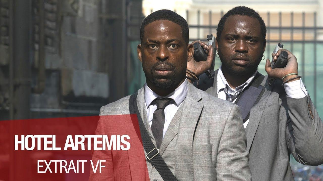 """HOTEL ARTEMIS - Extrait """"J'ai un plan"""" VF"""