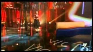 "VICTOR VICTORIA - Arisa reintepreta ""Toxic"" di Britney Spears"