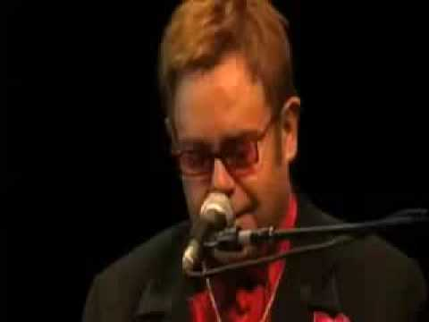 Elton John - We All Fall In Love Sometimes/Curtains